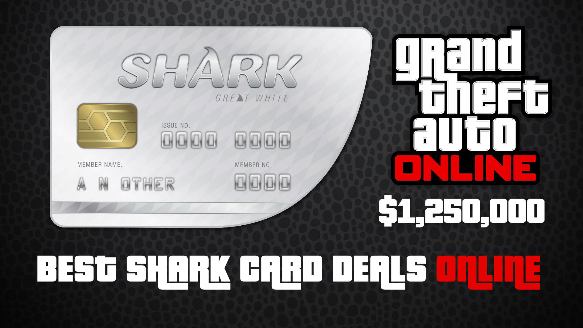 Cheap Deals on GTA V Online Shark Cards « Dealzon Blog