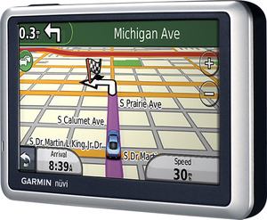 Garmin nuvi 1300 4.3-inch GPS with Lifetime Map Updates