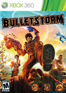 Bulletstorm (Xbox 360) - Pre-owned