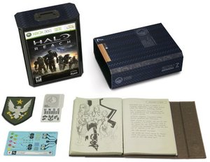 Halo Reach Limited Edition (Xbox 360)
