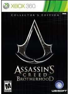 Assassin's Creed: Brotherhood Collector Edition (Xbox 360)