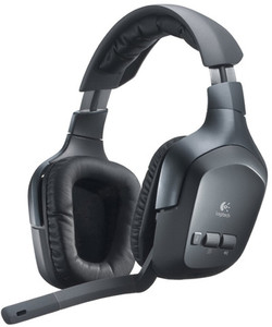 Logitech F540 Wireless Gaming Headset for PC, PS3, Xbox 360 (Refurbished)