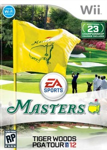 Tiger Woods PGA TOUR 12: The Masters (Wii)