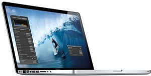 MacBook Pro 15 Core i7-2720QM MC723LL/A, 8GB RAM, 500GB HDD, Radeon HD 6750M (Refurbished)