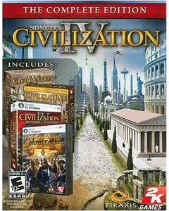 Civilization IV: Complete Edition (PC/Mac Download)