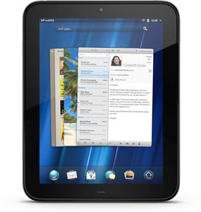 HP TouchPad Wi-Fi 16GB