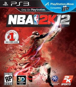 NBA 2K12 (PS3) - Pre-Owned