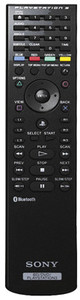 Sony PlayStation 3 Blu-ray Remote Control