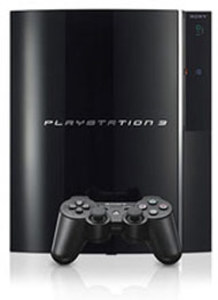 PS3 40GB Console (Refurbished)