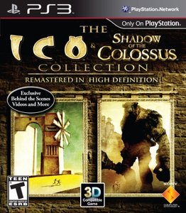 ICO and Shadow of Colossus Collection (PS3)