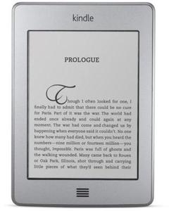 "Amazon Kindle Touch eReader 6"" 4GB Wi-Fi (Refurbished)"