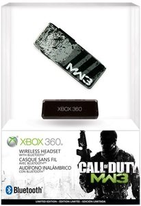 Call of Duty: Modern Warfare 3 Wireless Headset with Bluetooth (Xbox 360)