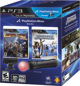 PlayStation Move Deadmund's Quest/Sports Champions Bundle