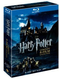 Harry Potter: Complete 8 Film Collection (Blu-ray)