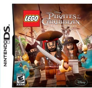 Lego Pirates of the Caribbean (Nintendo DS)
