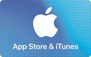 Apple App Store & iTunes $25 Gift Card (Email Delivery)