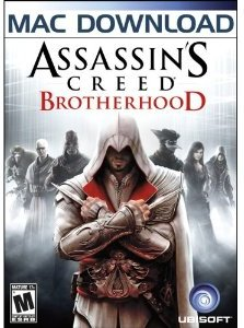 Assassin's Creed: Brotherhood (Mac Download)