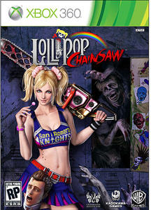 Lollipop Chainsaw (Xbox 360) - Pre-owned
