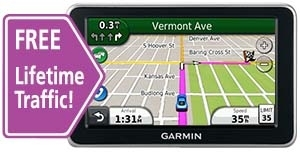 Garmin nuvi 2360LT GPS (Lifetime Traffic)
