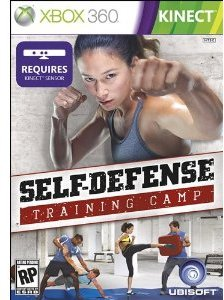Self-Defense Training Camp - Kinect (Xbox 360)