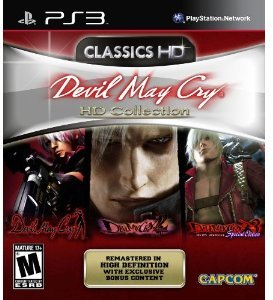 Devil May Cry HD Collection (PS3 Download)