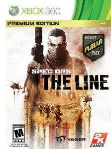 Spec Ops: The Line (Xbox 360) - Pre-owned