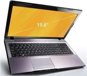 Lenovo IdeaPad Z575 12992DU AMD Quad Core A6-3420M, 4GB RAM, Radeon HD 6520G