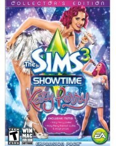 The Sims 3 Showtime Katy Perry Collector's Edition (PC Download)