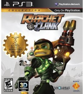 Ratchet and Clank HD Collection (PS3)