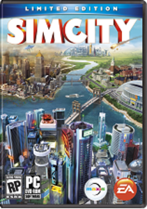 SimCity: Limited Edition (PC DVD)
