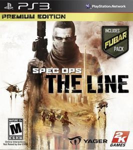 Spec Ops: The Line Premium Edition (PS3)