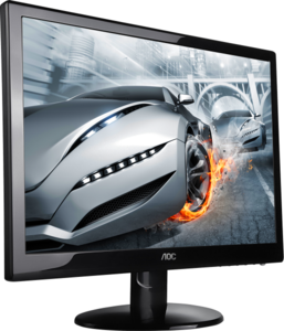 AOC E2752VH 27-inch 2ms LED Monitor