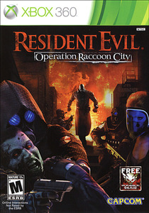 Resident Evil: Operation Raccoon City (Xbox 360) - Pre-Owned