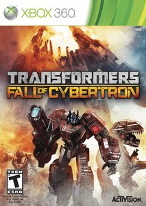Transformers: Fall of Cybertron (Xbox 360)