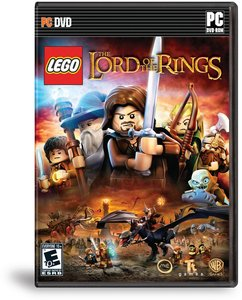 LEGO Lord of the Rings (PC DVD)