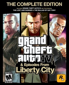 Grand Theft Auto IV: Complete Edition (PC Download)