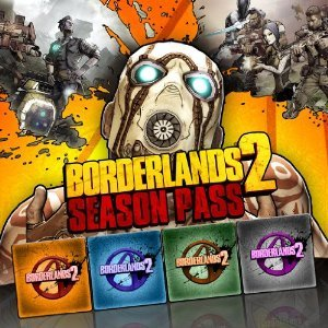 Borderlands 2 Season Pass (PC/Mac DLC)