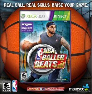 NBA Baller Beats (Xbox 360) - Kinect