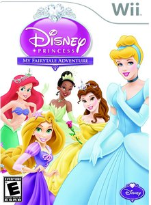 Disney Princess: My Fairytale Adventure (Wii)