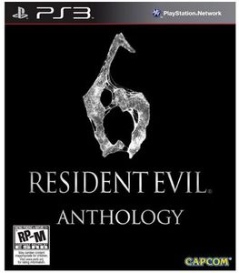 Resident Evil 6 Anthology (PS3) + $15 Gift Card