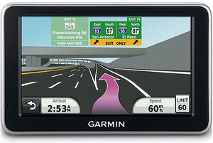 Garmin nuvi 2460LMT GPS (Refurbished)
