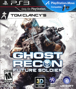 Tom Clancy's Ghost Recon Future Soldier (PS3) - Pre-Owned