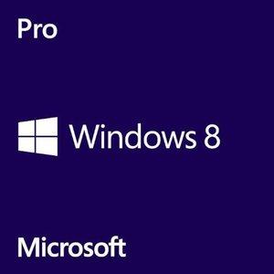 Microsoft Windows 8 Pro OEM 64-Bit