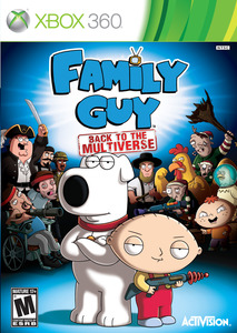 Family Guy: Back to the Multiverse (Xbox 360) - Pre-owned