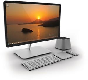 Vizio 24-inch All-in-One Desktop, Core i5-3210M, 1TB HDD (Refurbished)
