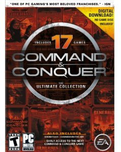 Command and Conquer The Ultimate Collection (PC Download)
