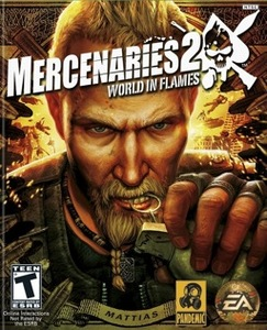 Mercenaries 2: World in Flames (PC Download)
