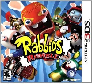 Rabbids Rumble (Nintendo 3DS) - Pre-owned