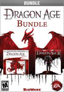 Dragon Age 2 + Dragon Age Origins Ultimate Bundle (PC Download)