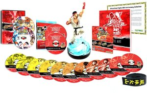 Street Fighter 25th Anniversary Collector's Set (Xbox 360)